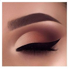 Eye Makeup - Instagram post by Makeup Ideas • Mar 13, 2017 at 4:38pm UTC ❤ liked on Polyvore featuring beauty products and makeup - Ten (10) Different Ways of Eye Makeup