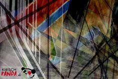"""""""Velocity"""" von Daniela Birzer @ Kirschpanda.de; abstract, constructivism, munich, bmw world, bmw welt"""