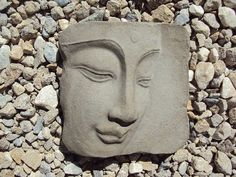 Check out Buddha Statue, Buddha Stone, Concrete Statuary, Sculpture, Garden Decor, Free Shipping on mountainartcasting
