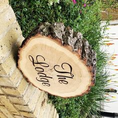 Personalised House Sign Tree of Life Custom Willow Oak Wooden Name Plate Plaque