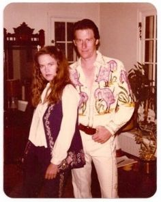 Laura and Michael Joplin (Janis's brother and sister)