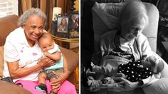 Awww! See cute photos of TODAY fans' babies meeting great-grandparents