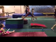 Compulsory Leaps & Jumps Series – Split Leaps | Swing Big!