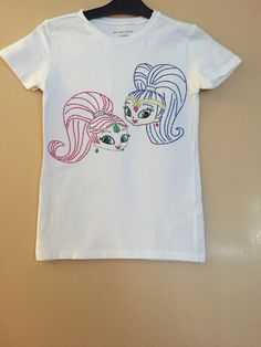 Hotfix shirt shimmer and shine