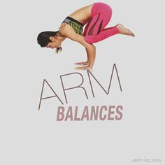Move past fear, build better balance, and strengthen your body with yoga arm balances like Crane Pose, Plank Pose, Firefly Pose + more.