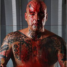 Ron Athey Self Obliterarion performance art