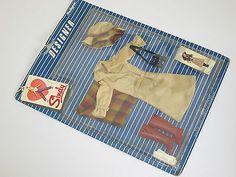 Vintage Pedigree Sindy 43023 Rainy Days 1984 outfit dress MOC  £34.99.