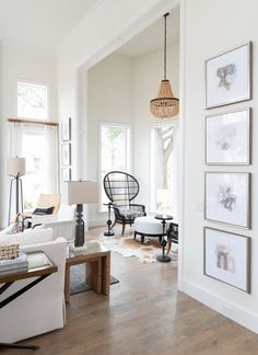 Home Interior Hallway .Home Interior Hallway Living Room Sets, Living Room Chairs, Living Room Decor, Living Spaces, Sherwin Williams Agreeable Gray, Sherwin Williams Alabaster, Home Interior, Interior Design, Interior Colors