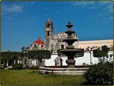Ex Convento Franciscano San Diego de Alcalá,Cuautla,Morelos,México