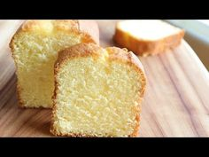 How to make delicious lemon pound cake/simplest&easiest pound cake Food Cakes, Sweet Recipes, Cake Recipes, Easy Pound Cake, Ice Cream Candy, Food Substitutions, Just Cakes, Cooking Chef, Party Desserts