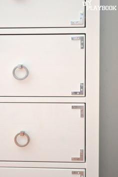 Ikea Hemnes Dresser: Hack | DIY Playbook