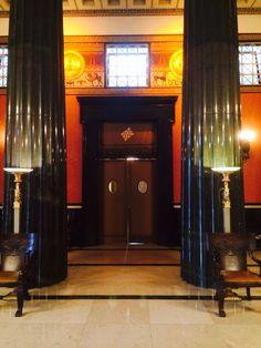 Main lobby House of the Temple Washington DC