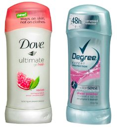 $0.25 Dove or Degree Deodorant at CVS (11/24 – 11/27)