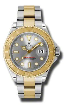 Rolex 16623 g- Yacht-Master Mens Steel and Gold For more details follow this link: www.luxurysouq.co...