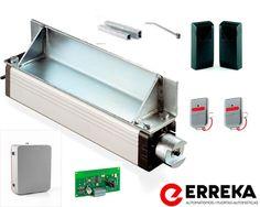 Kit ERREKA ORION 4 para puertas puertas basculantes de una o dos hojas de hasta 12m2. - http://www.automatismosypuertas.es/automatismos/kit-erreka-orion-para-puertas-puertas-basculantes-de-una-o-dos-hojas-de-hasta-12m2/