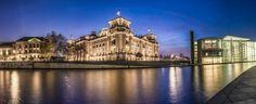 German Reichstag by Thorsten Frisch on 500px