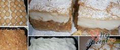 Jablkový koláč s pudinkem - FOTOPOSTUP Vanilla Cake