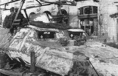 """Emil"" Peipers Command SPW. Kharkov 1943"