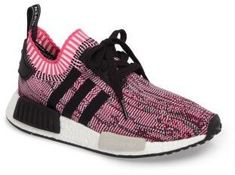 Womens Adidas Nmd R1 Athletic Shoe woman fashion and female style