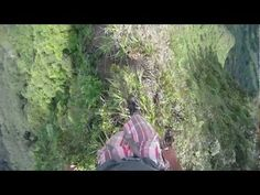 Pali Puka to Lanihuli - Pali Ridge (GoPro POV) - YouTube