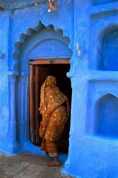 Jodhpur, the old blue city - INDIA