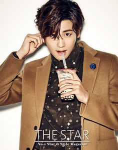 Hyung Sik - The Star Magazine January Issue '16