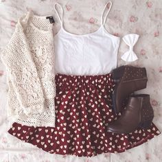 layering idea #outfit #tumblr