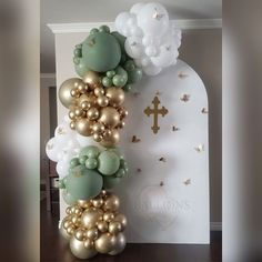Balloon Arch, Balloon Garland, Balloons, Balloon Decorations Party, Birthday Decorations, Baby Shawer, Ideas Para Fiestas, Baby Party, Ornament Wreath