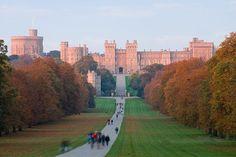 - Windsor castle, Londres -