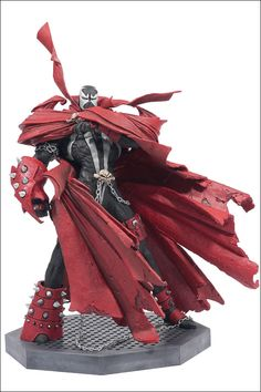 Spawn Series 25. One of my first Collectibles. Great for the price but pales in comparison to my Hot Toys & my Sideshow Collectibles | JCG