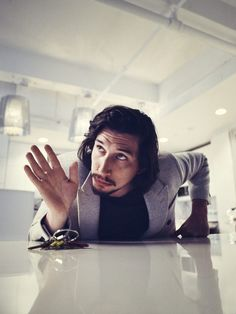 Adam Driver – Esquire UK - Simon Emmett