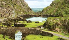 Gap of Dunloe, Ireland  I have driven through it but really want to go back and hike it
