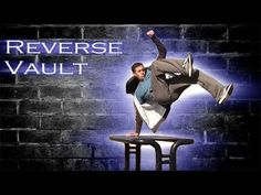 How to Reverse Vault - Free Running Tutorial (+playlist)