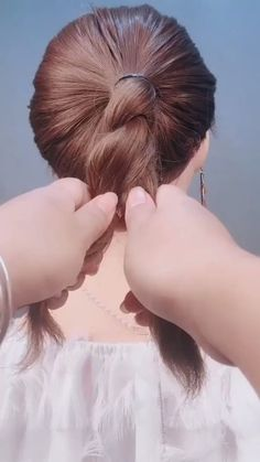 🌟Access all the Hairstyles: – Hairstyles for wedding guests – Beautiful hairstyles for school – Easy Hair Style for Long Hair – Party Hairstyles –. Little Girl Hairstyles, Hairstyles For School, Braided Hairstyles, Woman Hairstyles, Hair Upstyles, Face Shape Hairstyles, Long Hair Video, Wedding Guest Hairstyles, Trending Hairstyles