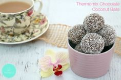 Thermobliss Chocolate Coconut Balls