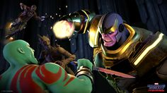 Worldwide debut trailer and screens for Marvel's Guardians of the Galaxy: The Telltale Series So yeah, just a little video we feel you may just be interested in...it's only the god damn debut trailer for Marvel's Guardians of the Galaxy: The Telltale Series. Whatever you're doing, stop it, and watch this right now! http://www.thexboxhub.com/worldwide-debut-trailer-marvels-guardians-galaxy-telltale-series/