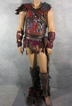 Spartacus Spartacus Liam McIntyre Screen Worn Rebel Armour Ensemble SS 3 COA | eBay