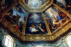 This is the ceiling as you walk into the Medici Chapel in the Church of San Lorenzo. Just imagine what else you will see. Contact a Maupintour agent at 877-874-7776 or visit us at www.maupintour.com