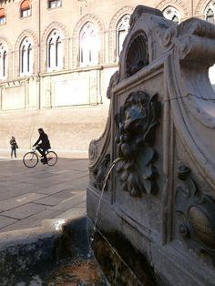「Piazza del Nettuno・Piazza Maggiore」Bologna, Emilia-Romagna, Italia
