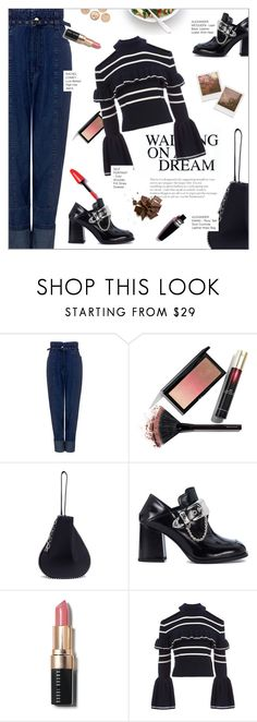 """BUZZ WORTHY: COFFEE DATE"" by larissa-takahassi ❤ liked on Polyvore featuring Rachel Comey, Kevyn Aucoin, Alexander Wang, McQ by Alexander McQueen, INDIE HAIR, Bobbi Brown Cosmetics, self-portrait, Impossible Project, AlexanderWang and polyvorecommunity"