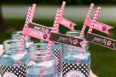 Classic Puppy Themed Birthday Party {Ideas, Decor, Styling, Planning}