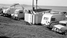 'They're trying to turn the Sunshine Coast into the Gold Coast' - campers Camper Trailers, Campers, Cultural Significance, Vintage Caravans, Rock Pools, Sunshine Coast, Gold Coast, Car Parking, Old Photos