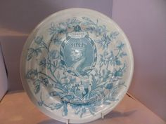 King George Vth, Queen Mary, coronation plate, 1911 coronation, Royal Worcester, Emanuel Thoma Lord Mayor, over 10 inches, June 22nd 1911