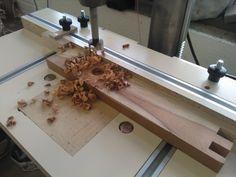 A pillar drill jig I made...