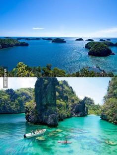 Welcome to the paradise - thousand island Philippines