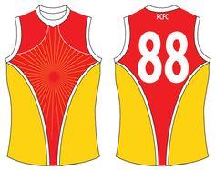 Suns AFL Jersey