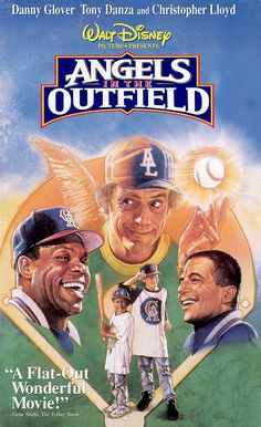 Movies From Your Childhood That Hold Up [Mine is Angels in the Outfield]