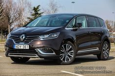 Renault Espace 1.6 dCi 160 EDC Initiale Paris teszt - autoaddikt.hu