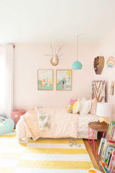 Light Pink Room Decor