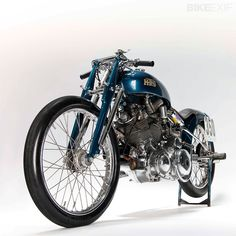 One of the most famous Vincent motorcycles of all time